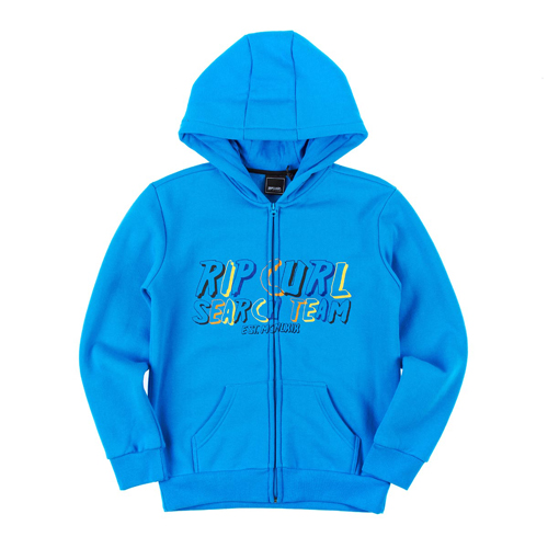 SEARCH TEAM HOODED ZIP